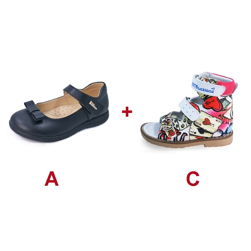 Baby Summer Sandals Girls Kid Leather Sport Casual School Shoes Fashion Cute Luxury Children Toddlers Orthopedic Footwear enlarge