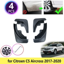 Dla Citroen C5 Aircross 2017 2018 2019 2020 błotniki błotniki błotniki błotniki błotniki Splash przednie tylne akcesoria do kół