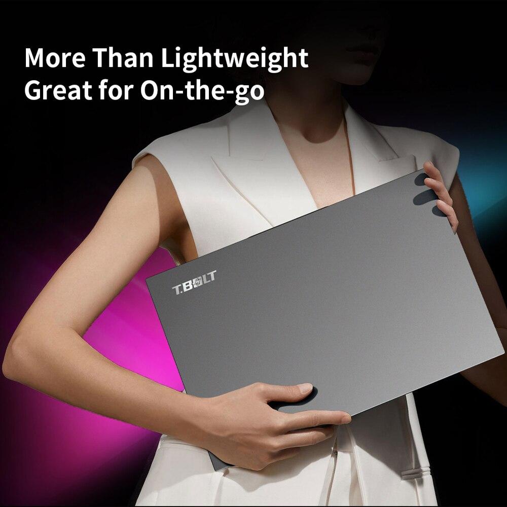 15.6 Inch Laptop Teclast Tbolt 20 Pro Notebook Windows 10 Intel i5-8259U 3.8GHz Turbo Boost 4 Cores 8GB DDR4 256GB SSD Gaming