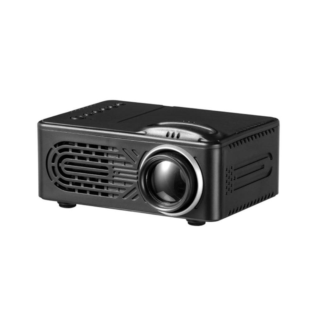 1080P 4K 7000LM LED Mini proyector Full HD película Home Theater AV proyector práctico portátil