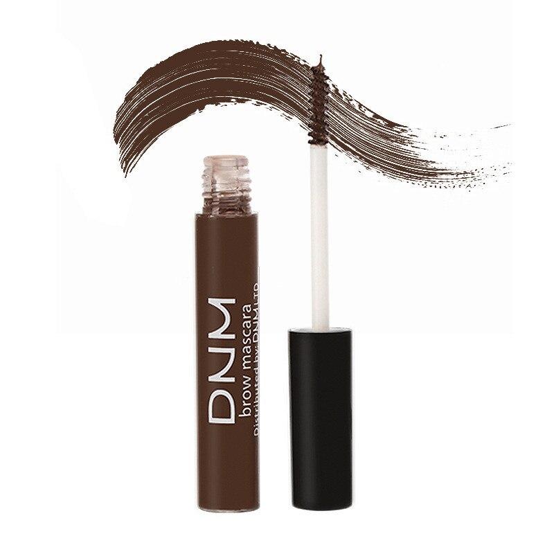 1 PC Wasserdicht Make-Up Eye Brow Gel Schwarz Braun Farbe Augenbraue Make-Up-Tools Augenbrauen Farbe Augenbraue Farbton Mascara Lange anhaltende