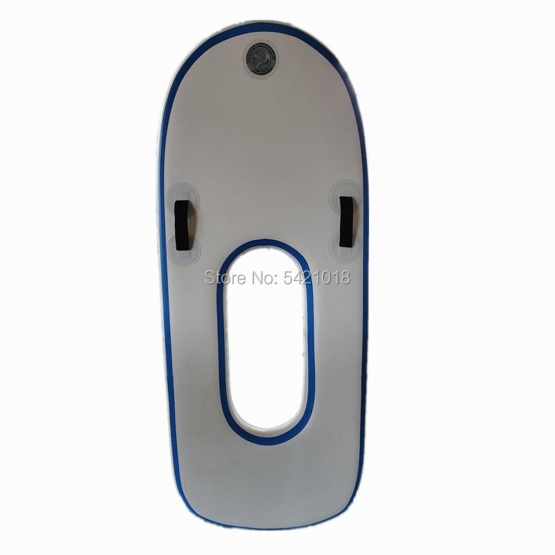 Tabla de surf inflable de papel de aluminio, tablas inflables de papel de aluminio de 5-9 pies