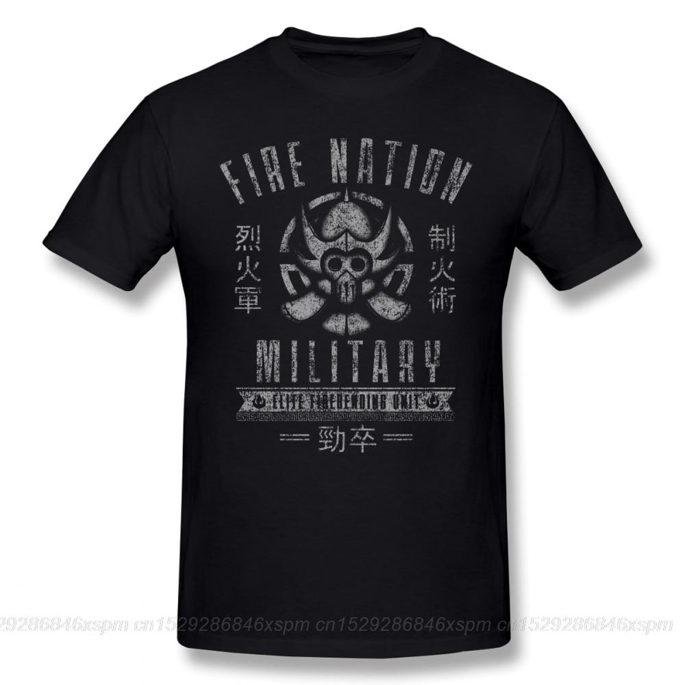 One yona Avatar The Last Airbender футболка с изображением Аватара Fire Nation Классическая футболка из 100% хлопка потрясающая футболка с короткими рукавами