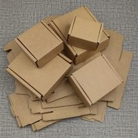 Corrugated Paper Box Wigs Packing gift boxes Aircraft Carton Gift Packing Box T-shirt Package Hard