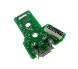 Image 2 - Зарядное устройство с USB портом для Playstation 4 PS4 Pro, 12 контактов, 50 шт.