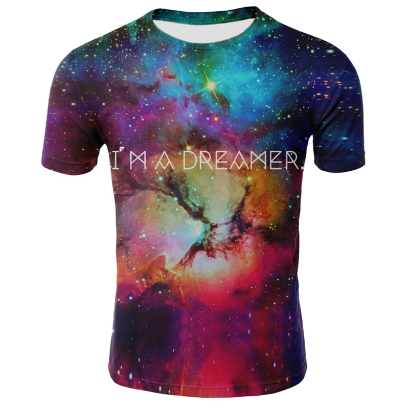 2020 new and interesting T-shirt men's summer 3D printing casual 3D T-shirt top 3D printing men and women T-shirt casual top