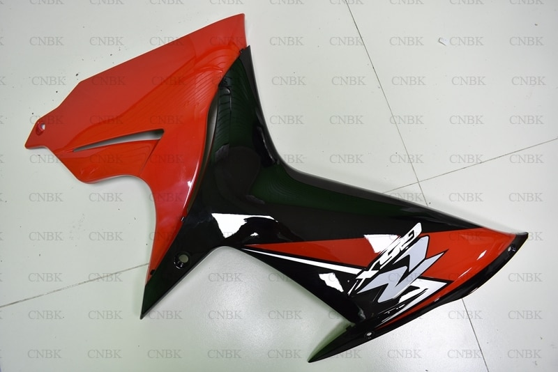 Body Kits for GSX R 600 2011 GSX R 750 Fairings 2012 for Suzuki GSXR600 Fairing 2011 - 2018 K11 Black Red