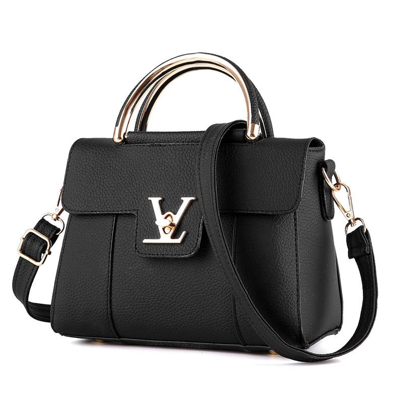 Vintage Geometry Small V Style Saddle Luxury Handbags Crossbody For Women Famous Brands Messenger Bags Designer Louis bag female