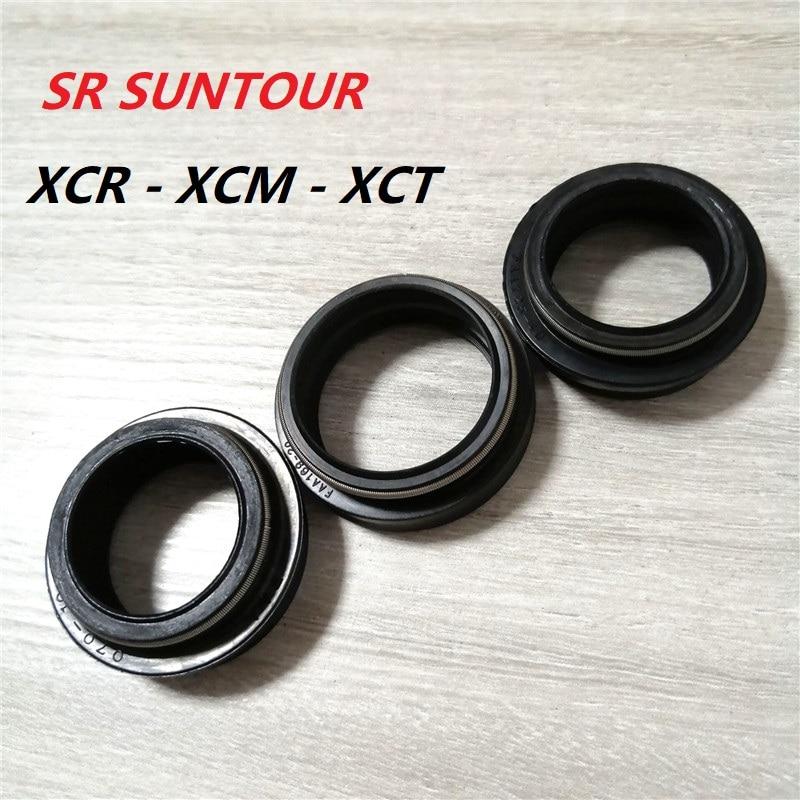 Пылезащитное уплотнение Suntour XCT, оригинальное уплотнительное резиновое кольцо с вилкой XCM XCR, XCM30mm, XCT28mm
