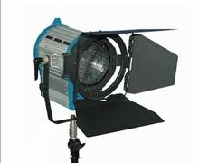 Projecteur de lumière de tungstène de Fresnel 1000W + éclairage de Photo vidéo de Studio dampoule libre