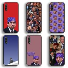 Michael Scott The Office Phone Case For Huawei Honor 30 20 10 9 8 8x 8c v30 Lite view 7A pro