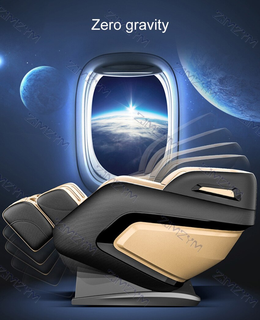 New Zero Gravity Electric 4D Massage Chair