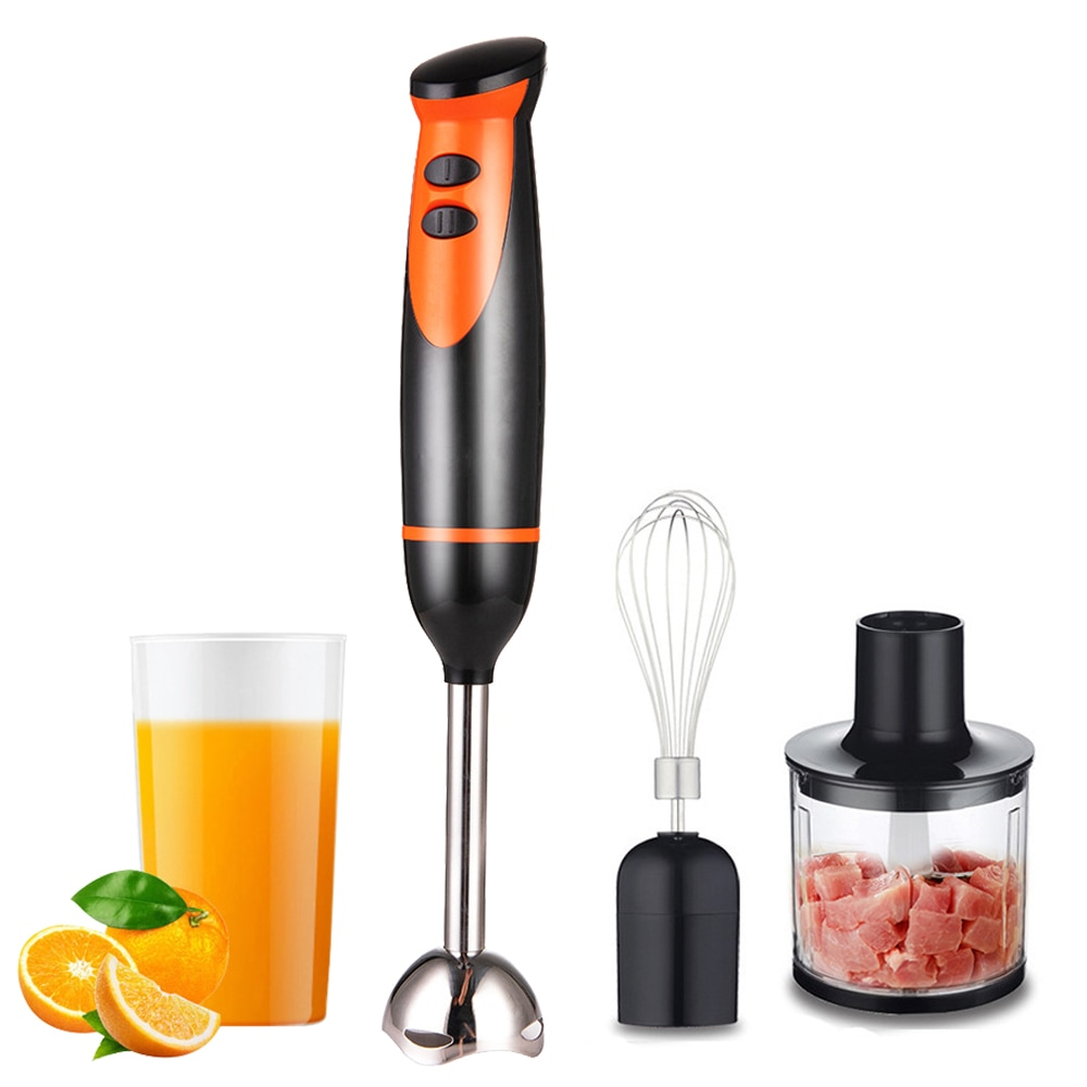 hand mixer chudesnitsa mp 3502 4 in 1 Electric Stick hand Blender mixer Food Processor for Home Hand Immersion Egg Whisk Mixer Juicer Meat Grinder