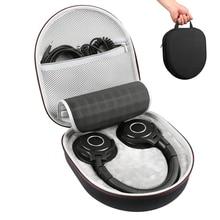 For Audio-technica ATH-M50X ATH-M40X ATH-M50S ATH-M20X ATH-M30 headset Suitcase Carry Wireless Bluetooth Case Hard Headphone Bag