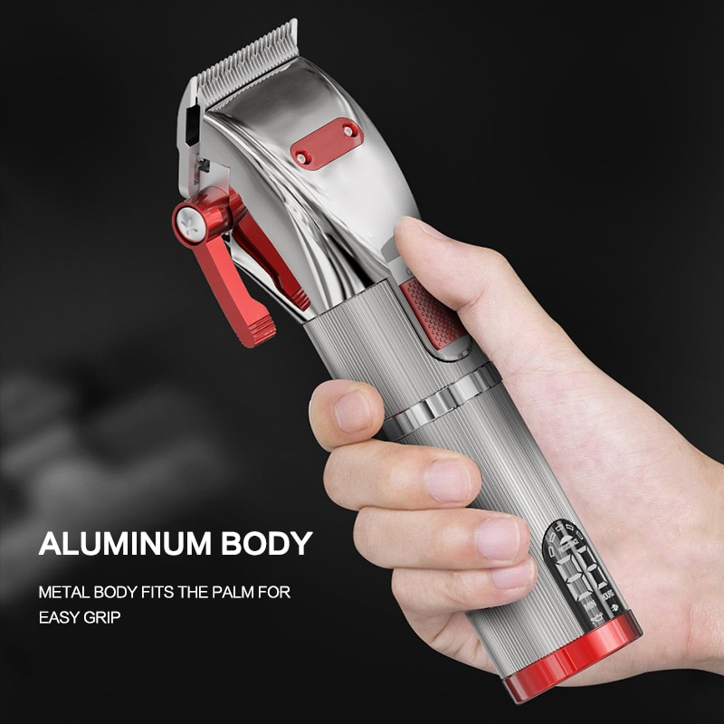 Professional Electric Hair Clipper P600/700/800 & M5/M6 Fast Charge Barber Hairdressing Haircut Clipper Shaver Hairdresser Tool enlarge