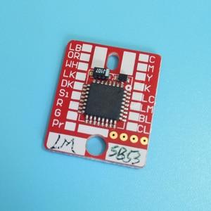 SB53 permanent chips for mimaki JV300 JV150 CJV300 CJV150 ink cartridge