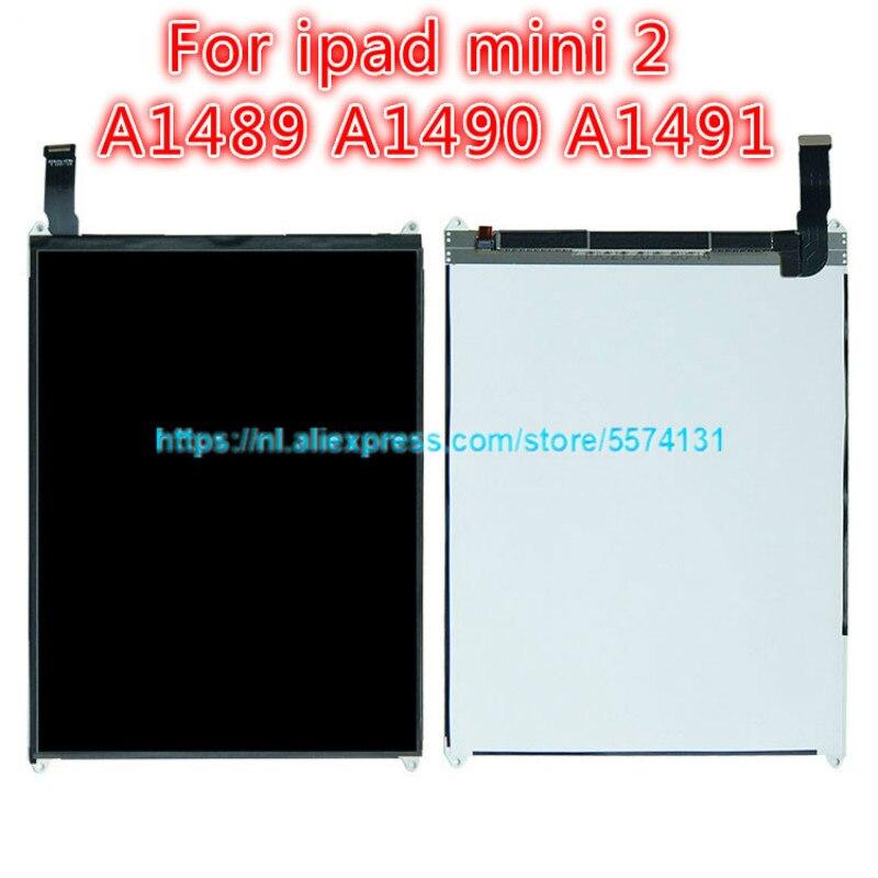 Voor Ipad Mini1 Mini2 Mini3 A1432 A1454 A1455 A1489 A1490 A1491 Lcd Touch Screen Digitizer Ic Chip connector Flex Key Button