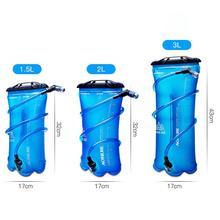HobbyLane SD12 réservoir deau vessie à eau sac dhydratation sac de rangement sans BPA 1L 1.5L 2L 3L gilet dhydratation en cours dexécution sac à dos