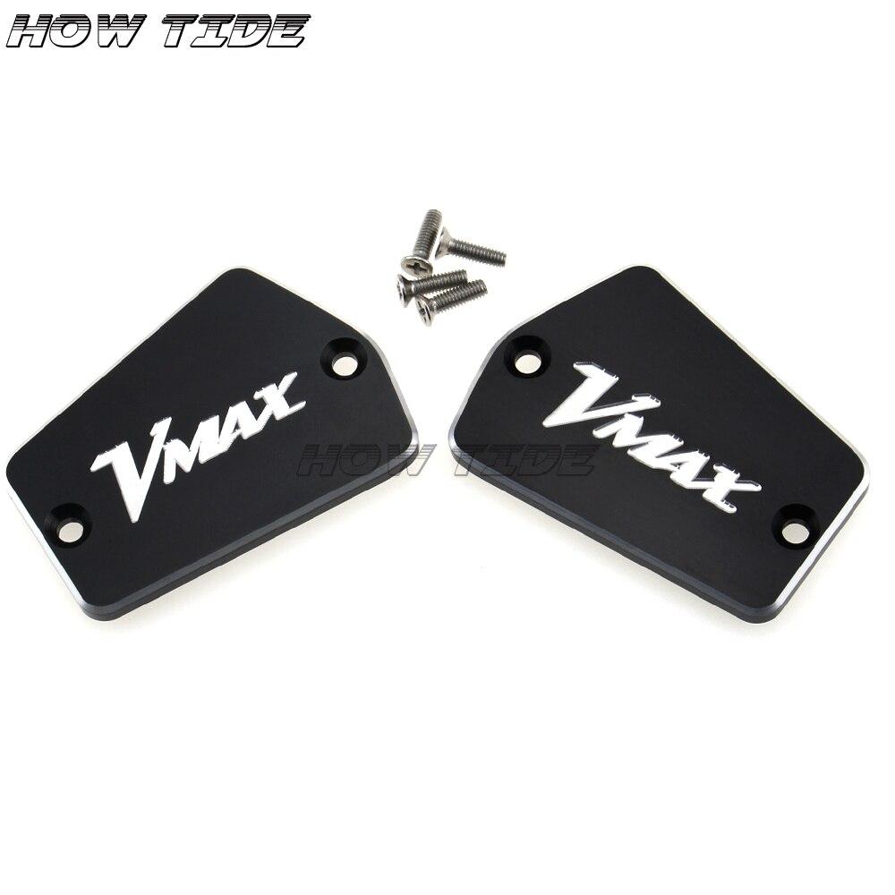 Yama V Max Vmax 1200 carbone 1985-2007 haute qualité   Pièces de moto, bouchon de réservoir de fluide en billette, livraison gratuite