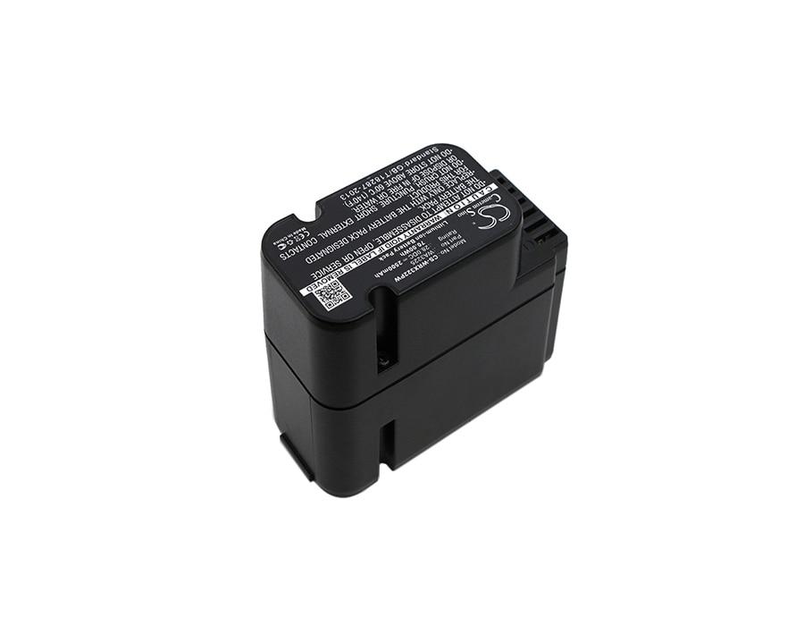 CameronSino для WORX Landroid L1500i M500 WG754E WG783E WG790E WG790E. 1 WG791E WG796E WG796E. 1 WA3225 WA3226 WA3565 батарея