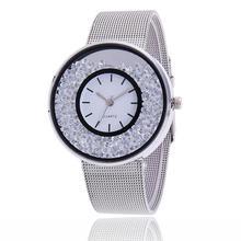 2020 Top Brand Women Luxury Gold & Silver Watch Ladies Fashion Band Dress Wristwatch Women Female Qu