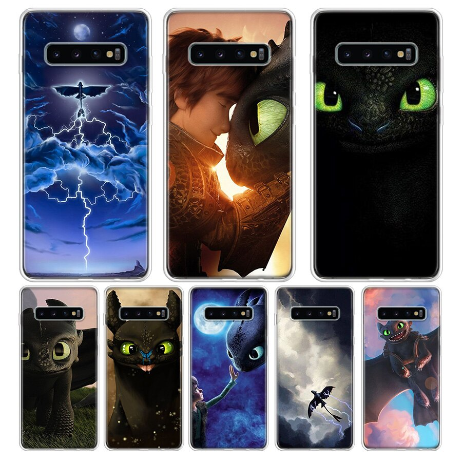 Funda de My Dragon para Samsung Galaxy S7, S8, S9 Plus, J4, J6, J8, 2018, S7 Edge, Note 8, 9, 10, funda trasera de silicona suave de TPU
