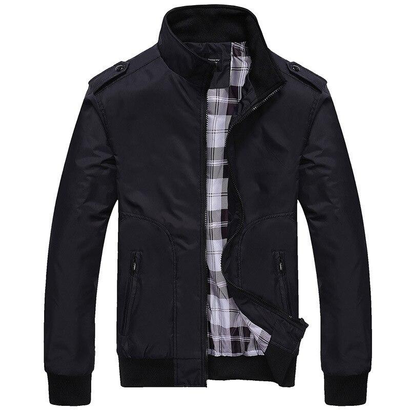 2021 модные весенние мужские куртки, однотонные пальто, повседневная куртка с воротником-стойкой, верхняя одежда, пальто