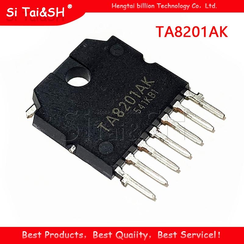 5PCS TA8201AK TA8201 SIP-7