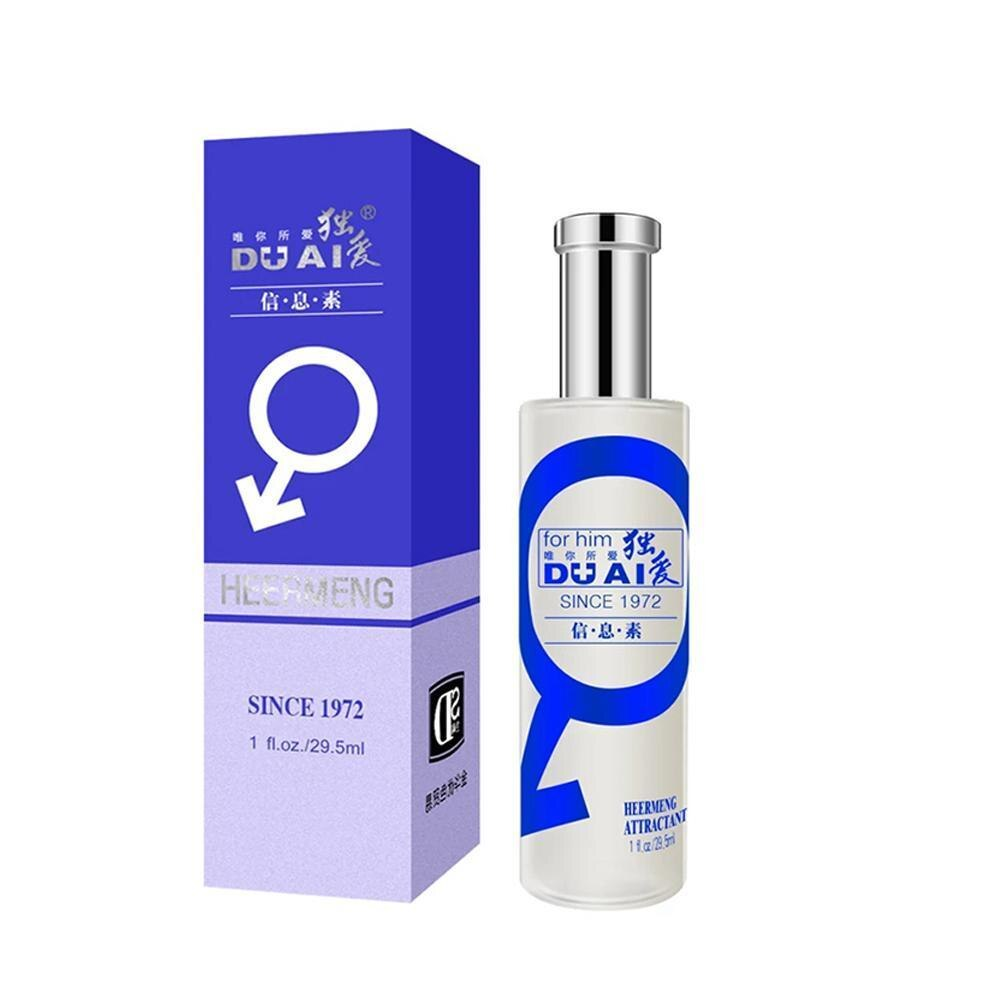 2019 1 Uds Perfume flirteo feromonas afrodisíacas atraen fragancia duradera regalo largo
