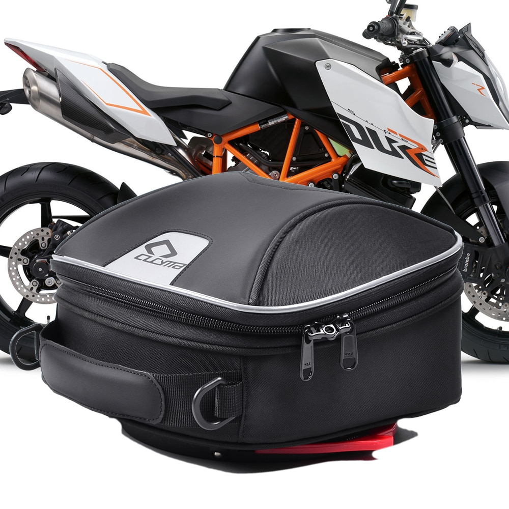 Для 990 Super Duke 05-12 водонепроницаемая сумка для моторного бака черная сумка для масляного топлива мотоциклетная сумка для топливного бака 3.2L