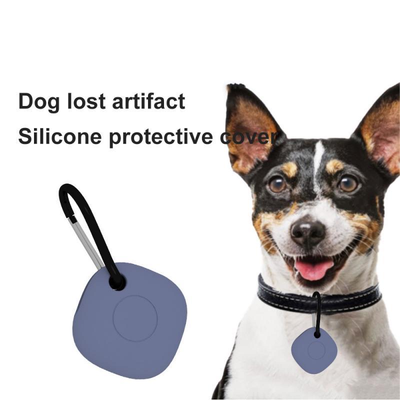 Силиконовый защитный чехол для airtag, водонепроницаемый защитный чехол для Apple Samsung airtag, защитный чехол для локатора трекера чехол