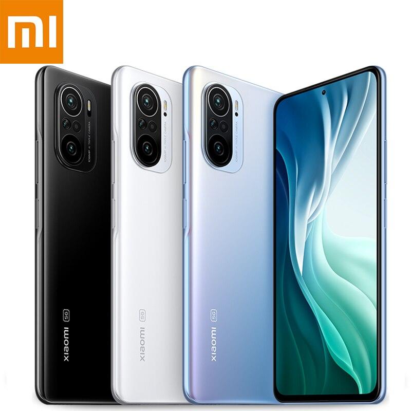 Оригинальный Смартфон Xiaomi Mi 11i, телефон с NFC, 8 ГБ + 128 Гб ПЗУ, Восьмиядерный процессор Snapdragon 888, камера 120 МП, AMOLED дисплей Гц
