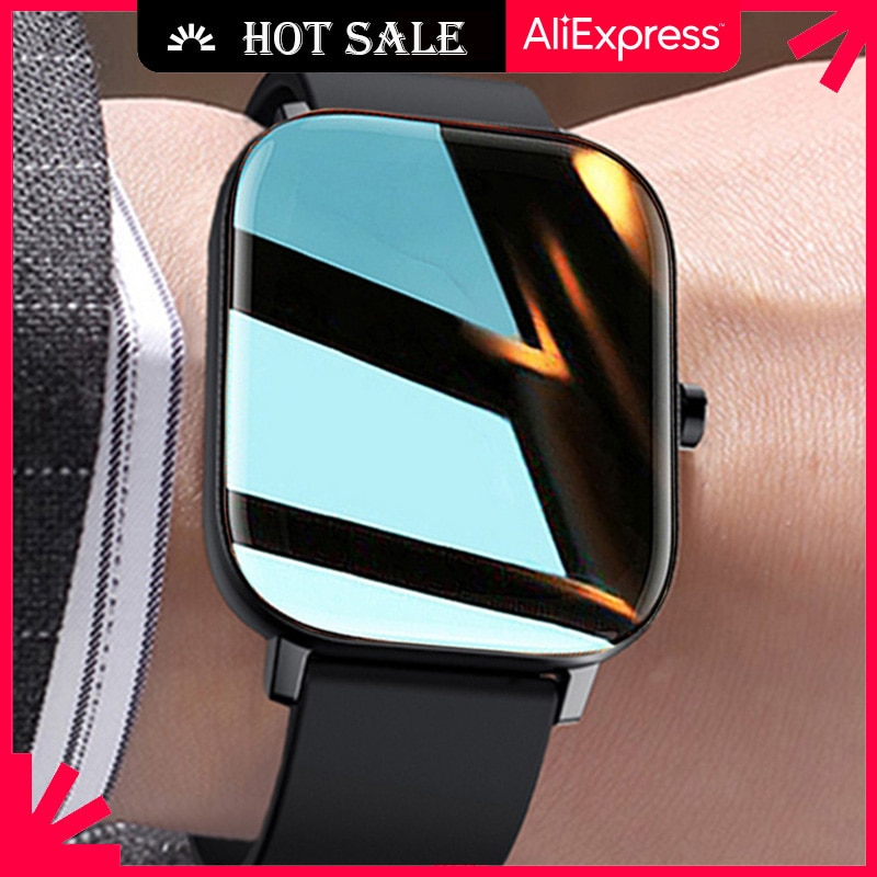 Ipbzhe Smart Watch Women 2021 Android Reloj Inteligente Sports Smartwatch Bluetooth Call Smart Watch For Men IOS Iphone Huawei