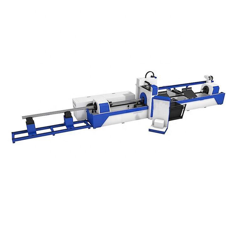 2020 новый ЧПУ лазерное оборудование для промышленности нержавеющая сталь трубы/трубки волокно устройство для лазерной резки