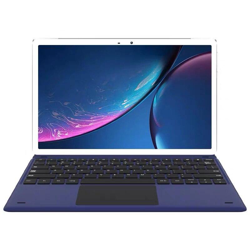 Ordenador portátil de oficina, ordenador para estudiantes, tableta de 12 pulgadas, diez núcleos, pantalla grande, 4G, full Netcom, Android 9,0, tableta de fábrica, pcNo keyboa
