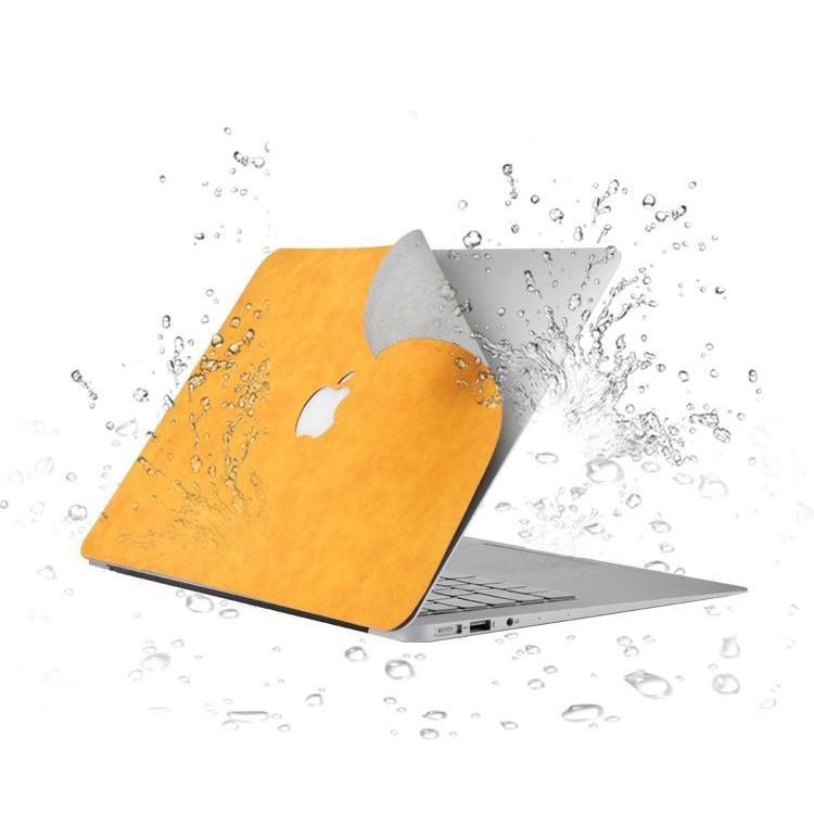 Pegatina Para Portátil Para Macbook Pro 16 13 Pulgadas 2019 A2141 A2159 Cubierta De Piel Sintética Superior E Inferior 2018 Air 13 A2179 A1932 Retina Aliexpress