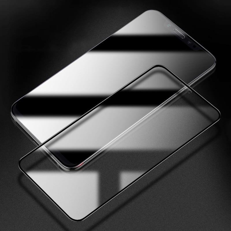 Rojo mi nota 9S Pro vidrio Protector de pantalla película 10D completa cristal protector para xiaomi mi 9 8 Lite SE nota 8 Pro de vidrio templado