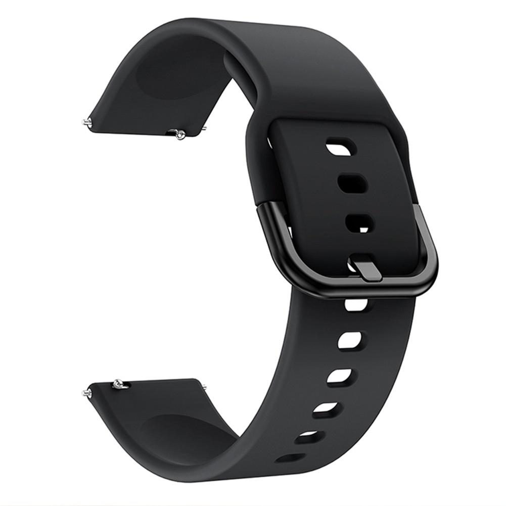 2020 Soft Silicone Strap For Xiaomi Haylou LS01 Smart Watch Band Replacement Wristband Straps Sport Bands For Haylou Correa haylou ls01 smart watch global version fashion comfortable women men sleep management smartwatch