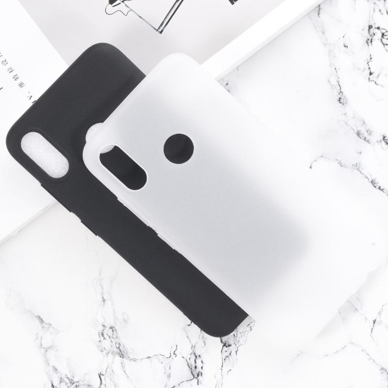 "Para oukitel y4800 gel pudim silicone caso do telefone móvel accessoreis capa traseira protetora para oukitel y4800 6.3 ""macio tpu caso"