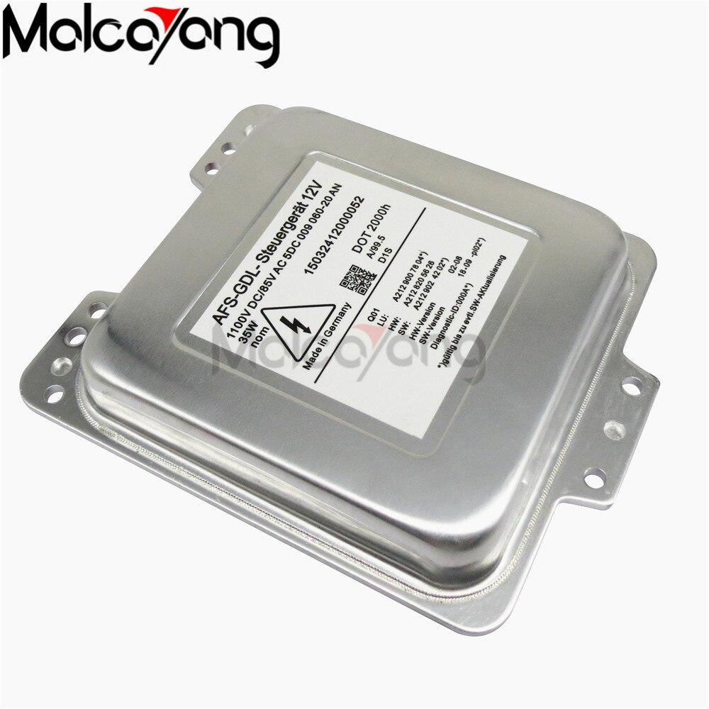 AN D1S Xenon HID Headlight Ballast Module For Benz E350 5DC009060-20 5DC009060 20 5DC00906020 5DC 009 060-20