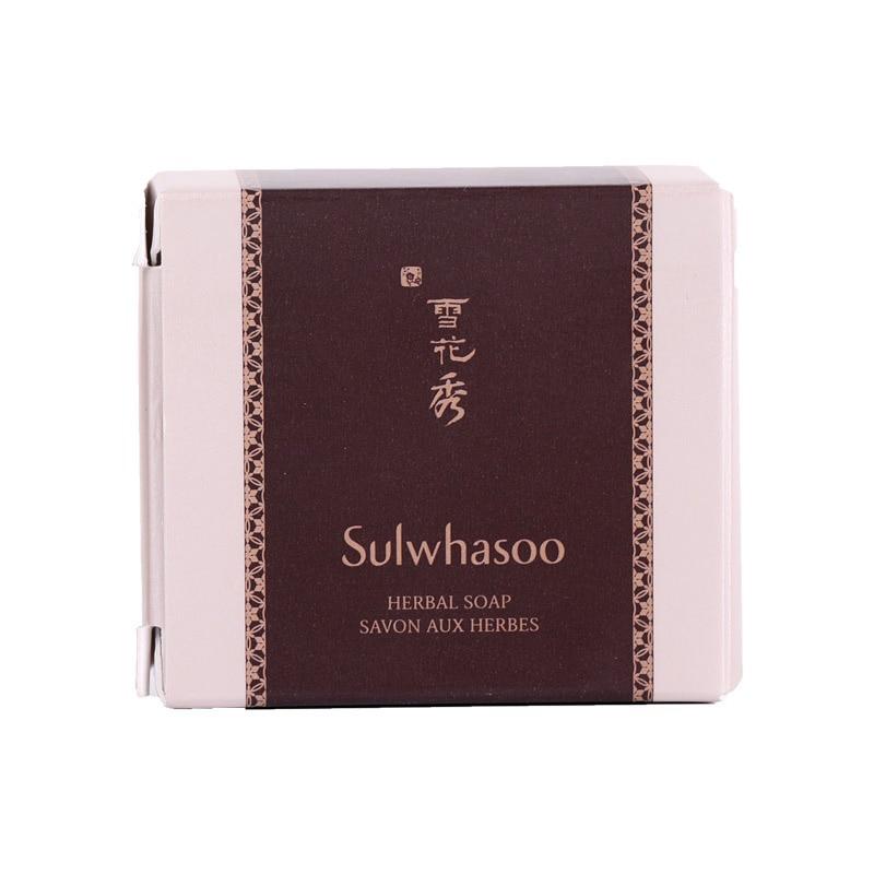 SULWHASOO-jabón de miel HEREAL, cosmética coreana, Limpieza Profunda, exfoliante facial, hidratante, 36g