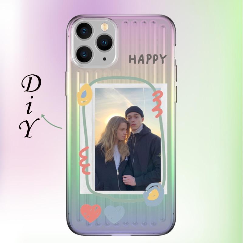 FashionLuxury Brand soft case For Iphone 12 mini 11pro Xs max X Xr Shell Cover for Apple phone 7 8 plus SE 2020 fundas Bp00125NB