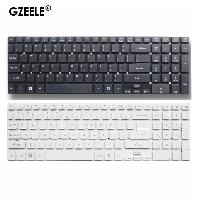 English New Keyboard for Acer Aspire V3-7710 V3-772G 5830 5830G 5830T 5755 V3-551 v3-771G V3-731 V3-572G E5-771 ES1-512 ES1-731G