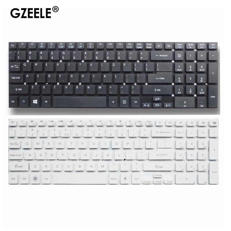 Inglés nuevo teclado para Acer Aspire V3-7710 V3-772G 5830 de 5830G 5830T...