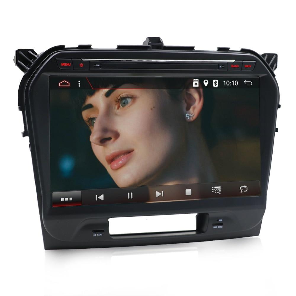 Автомобильный мультимедийный плеер на Android 10 1 с восьмиядерным процессором GPS BT