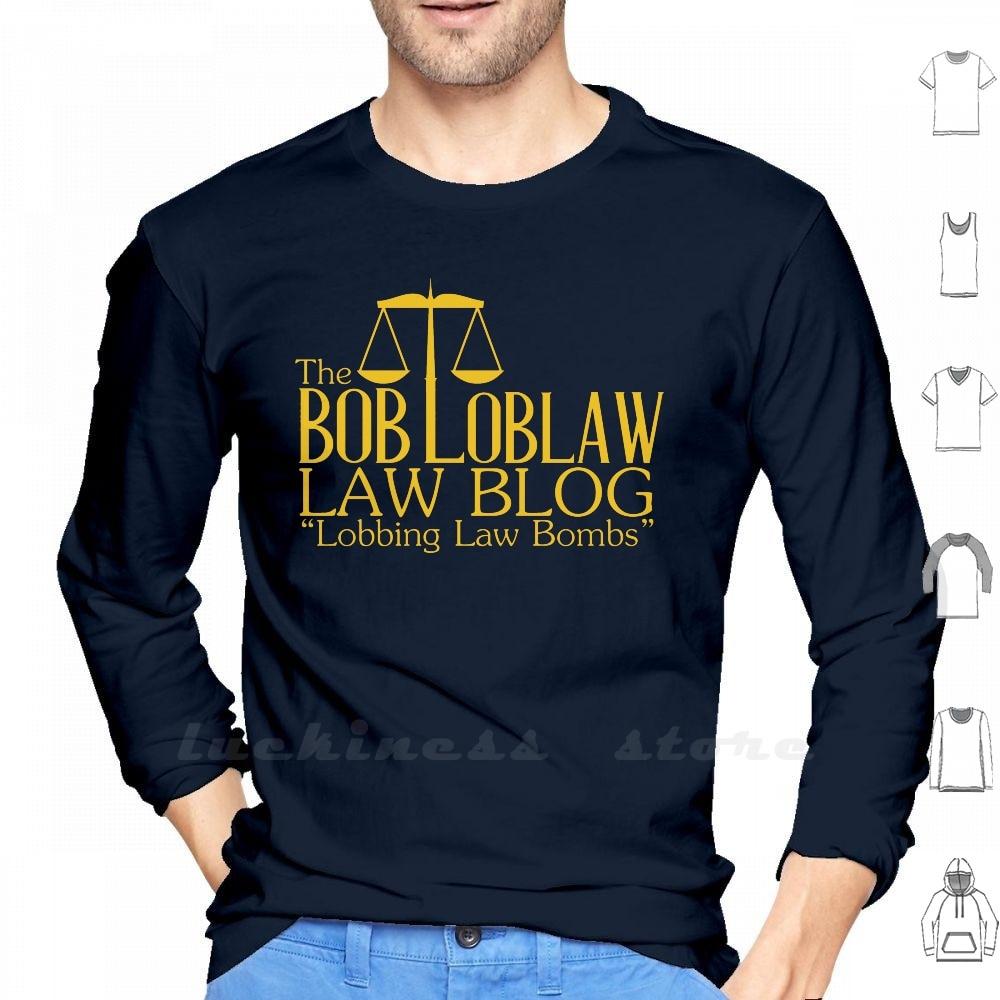 El Bob lobllaw Blog manga larga hombres adolescentes algodón Bluth George Micheal ob Banana Stand Tobias Funke analítico Therapist