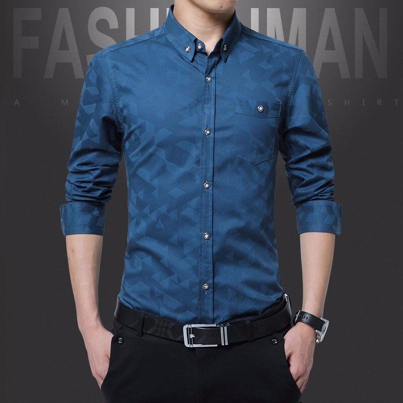 Новинка 2021, мужские рубашки с длинным рукавом, рубашки с лацканами, повседневные мужские рубашки, хлопковые рубашки, мужские Модные топы