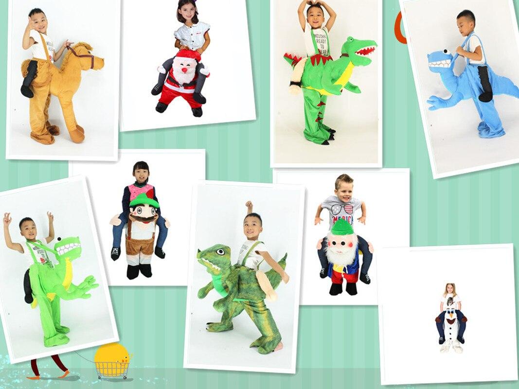 Детские штаны для верховой езды с изображением медведя, забавные штаны с изображением животных на спине, волшебные штаны, Одежда для кукол, ...