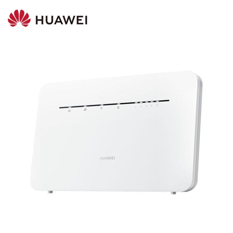 Huawei 4G Lte wifi Router B316-855 support sim card 4 Gigabit Ethernet port enlarge