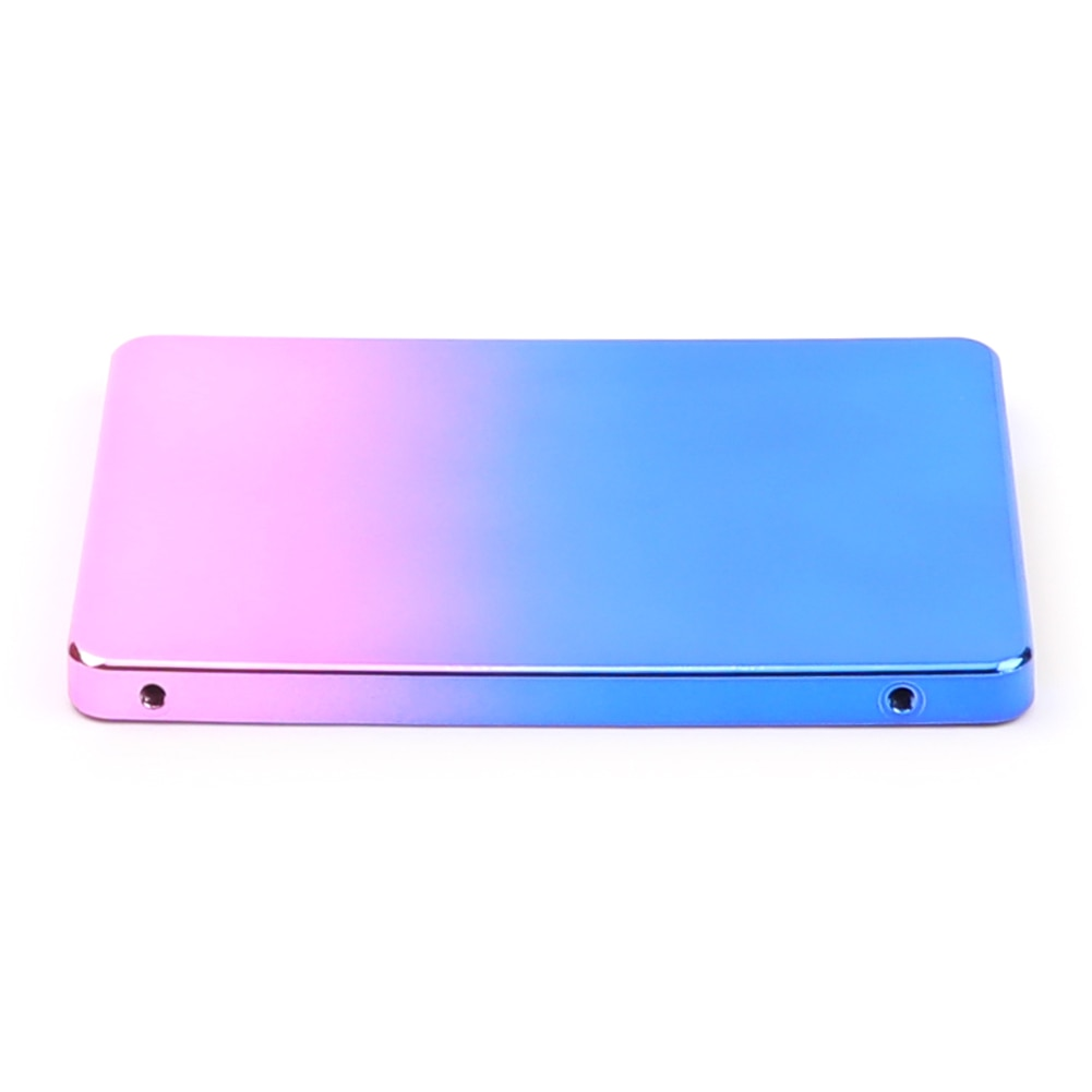 SATA 2.5-Inch Built-in SSD Internal Solid State Drive 60GB 120GB 240GB 480GB Gradient Blue Purple For PC And Desktop Hard Drives